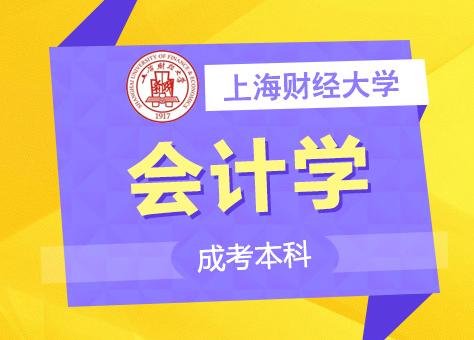 新世界教育上海财经大学《会计学》本科