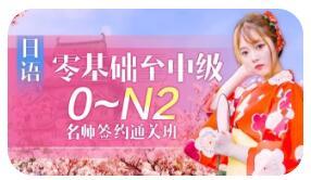 新世界教育全日制日语0-N2签约