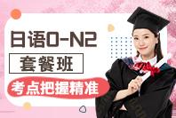 新世界教育日语0-N2套餐班