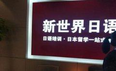 新世界教育在日本工作发展,新世界提示大家面试必